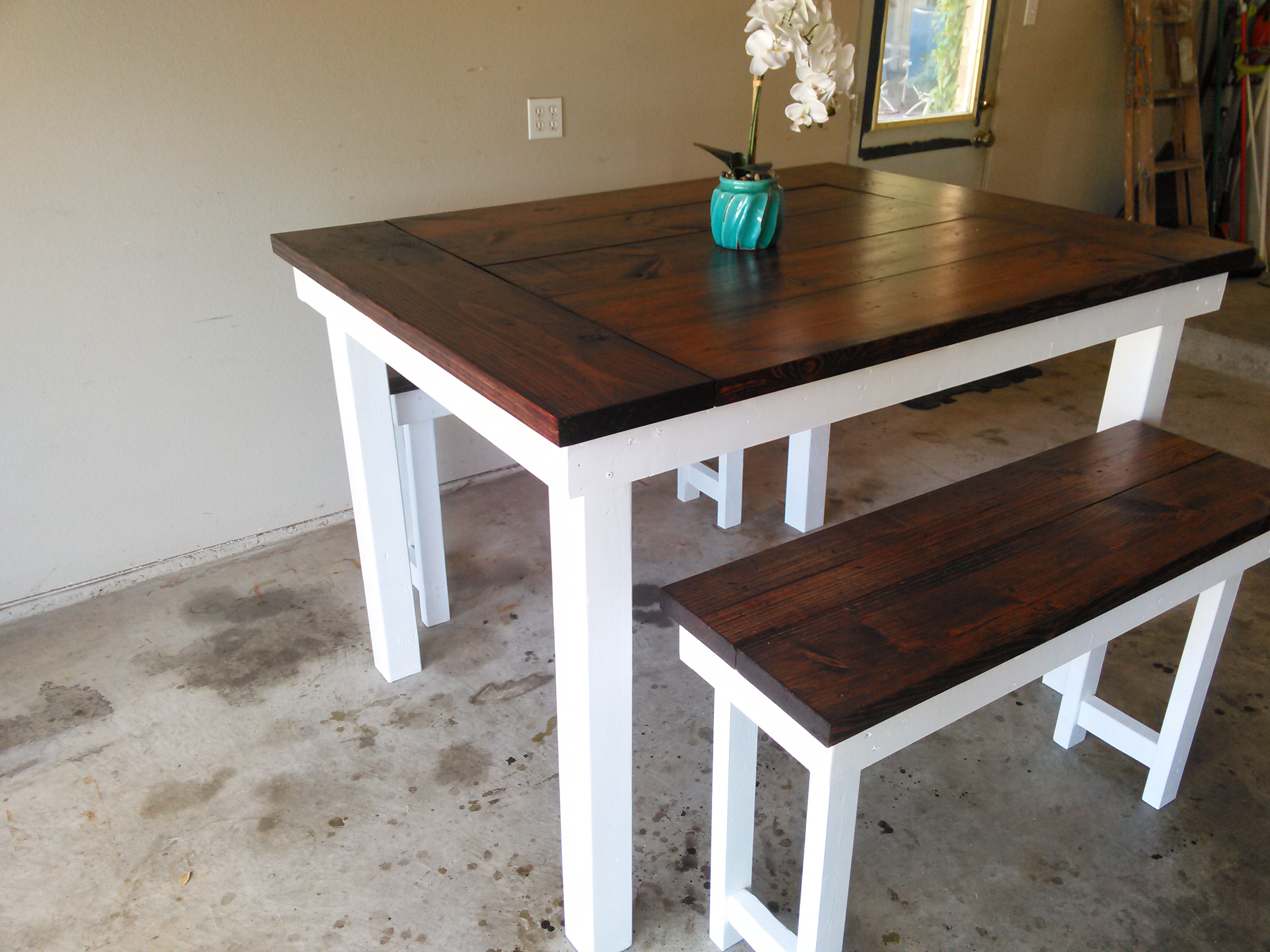 diy free your farmhouse build all dining plans downloadable with freefarmhousediningtableplans have tables table own room