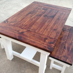 5′ Farmhouse Table